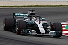GP Spanyol: Hamilton start pole, Mercedes kunci 1-2