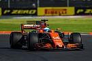 Alonso: McLaren tinha o melhor carro da qualificação