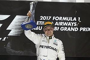 Formel 1 News Mercedes steht hinter Bottas: