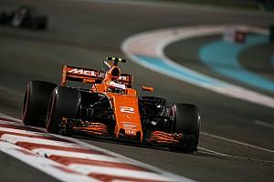 F1 Noticias de última hora McLaren explica el curioso problema que afectó a Vandoorne en Abu Dhabi