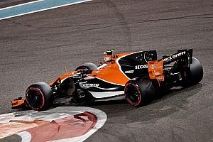 Forma-1 BRÉKING Vandoorne: Olyan volt a McLarenem, mint egy raliautó