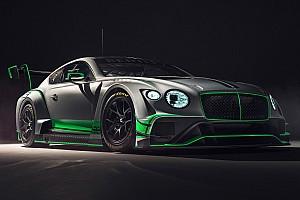 GT Ultime notizie Bentley Motorsport ha presentato la nuova Continental GT3