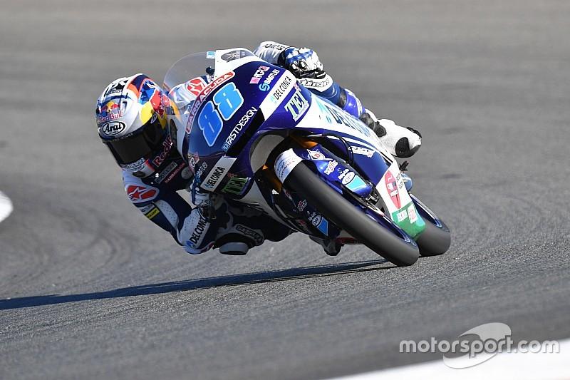 Moto3: Martín vence pela primeira vez de forma dominante