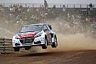 Rallycross-WM Peugeot will im Jahr 2020 in die Elektro-Rallycross-Serie einsteigen