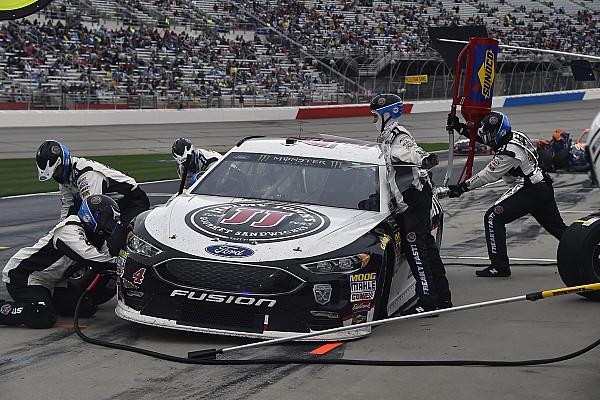 NASCAR Cup NASCAR untersucht Probleme mit Schlagschraubern in Atlanta
