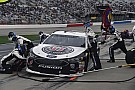 NASCAR reviewing pit gun failures, wants to