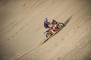 Dakar Stage report Dakar 2018, Stage 6: Meo fastest, Benavides takes lead