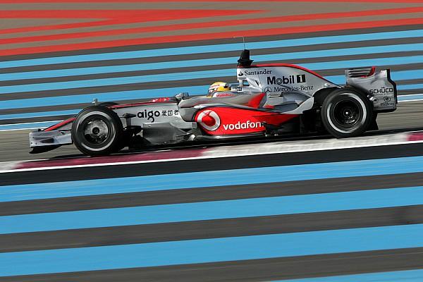 فورمولا 1 هاميلتون: جائزة فرنسا الكبرى ليست على الحلبة المناسبة