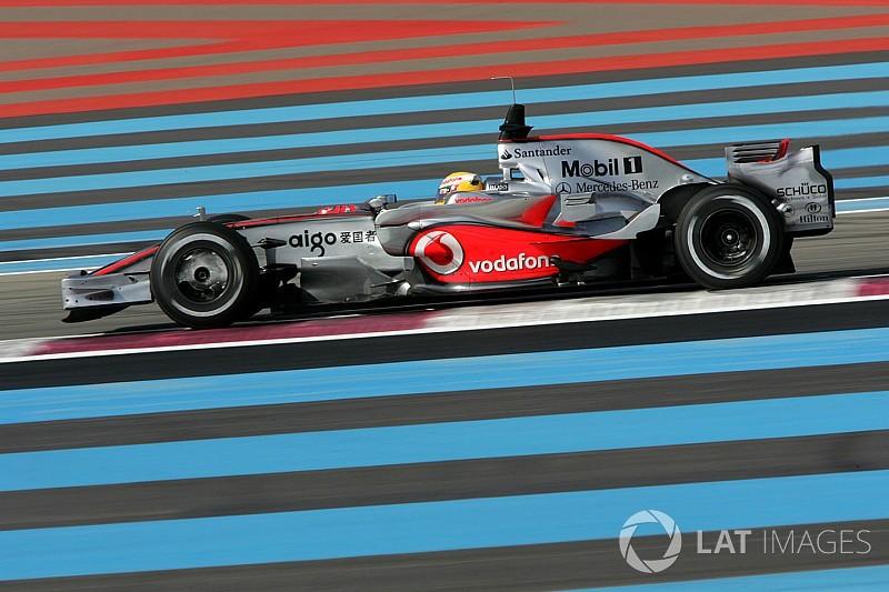 Hamilton: Fransa GP, Magny Cours'da yapılmalıydı
