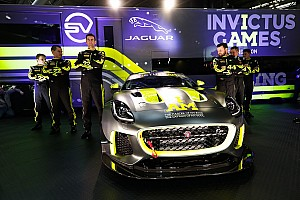 GT Breaking news Jaguar unveils in-house developed GT car