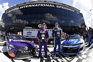 NASCAR Cup Top List Daytona 500: Complete starting grid in pictures