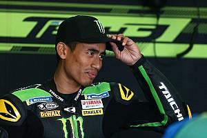 Officiel - Tech3 choisit Hafizh Syahrin pour la saison MotoGP