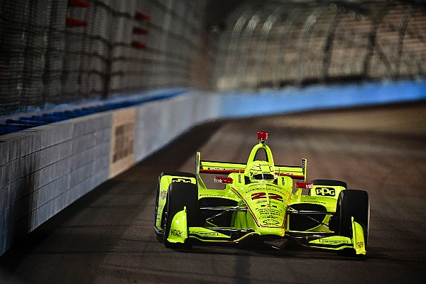 "IndyCar Breaking news Pagenaud: Phoenix IndyCar race will be ""very different"" with 2018 car"
