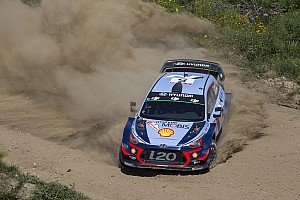 WRC Rapport d'étape ES8 & 9 - Neuville en tête au soir de la première étape