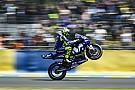 """Rossi: """"Zarco va más rápido y no sabemos la razón"""""""