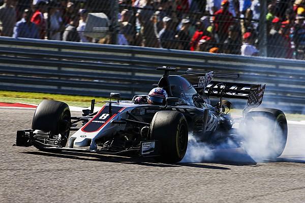 Haas: Boxenfunk-Maulkorb für Romain Grosjean in der Formel 1