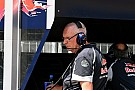 Booth niet langer racedirecteur bij Toro Rosso
