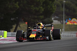Formula 1 Breaking news Ricciardo's race compromised by