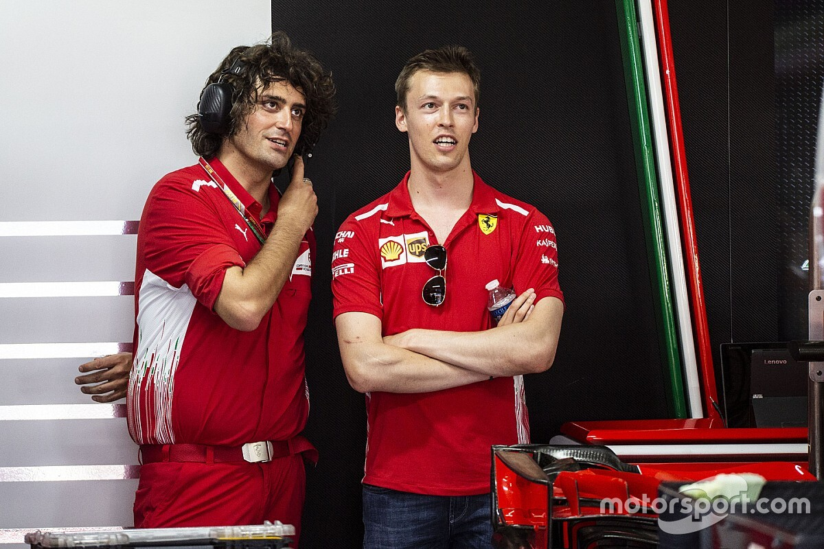Toro Rosso'nun Kvyat'ı bu hafta sonu açıklaması bekleniyor