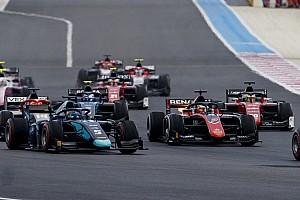 FIA F2 Breaking news No use