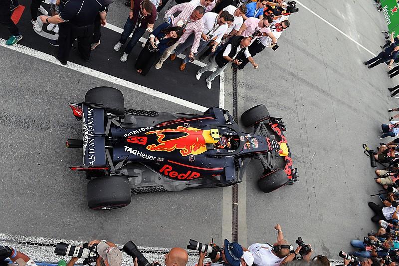 Hivatalos: Hondára vált a Red Bull az F1-ben