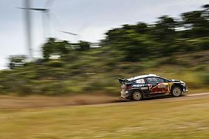 WRC Actualités Ogier :