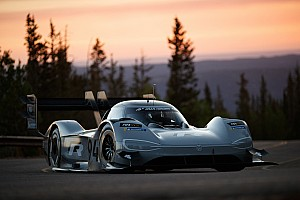 Hillclimb Analysis Explained:Volkswagen's all-electric Pikes Peak challenge