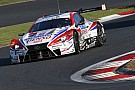 Super GT The Super GT stand-in that turned heads at Fuji
