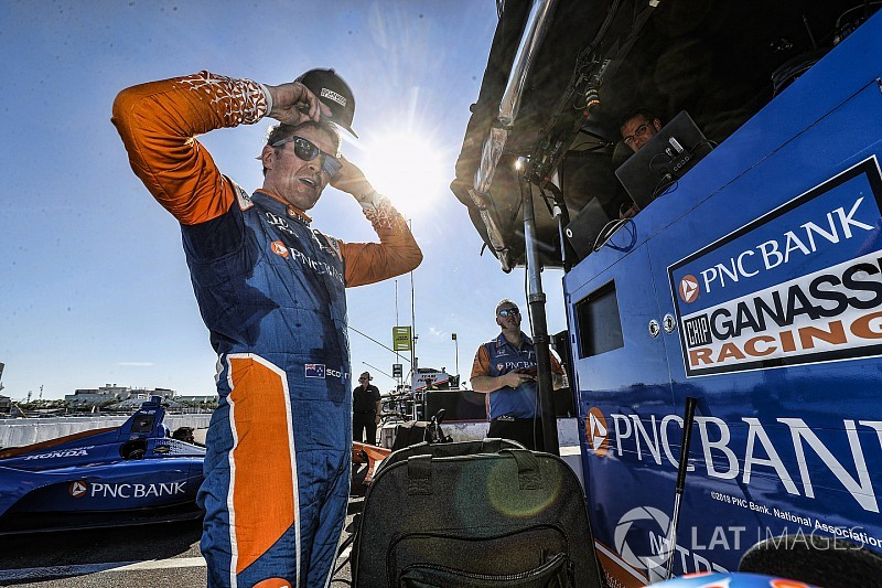 Long Beach IndyCar: Dixon fastest in first practice