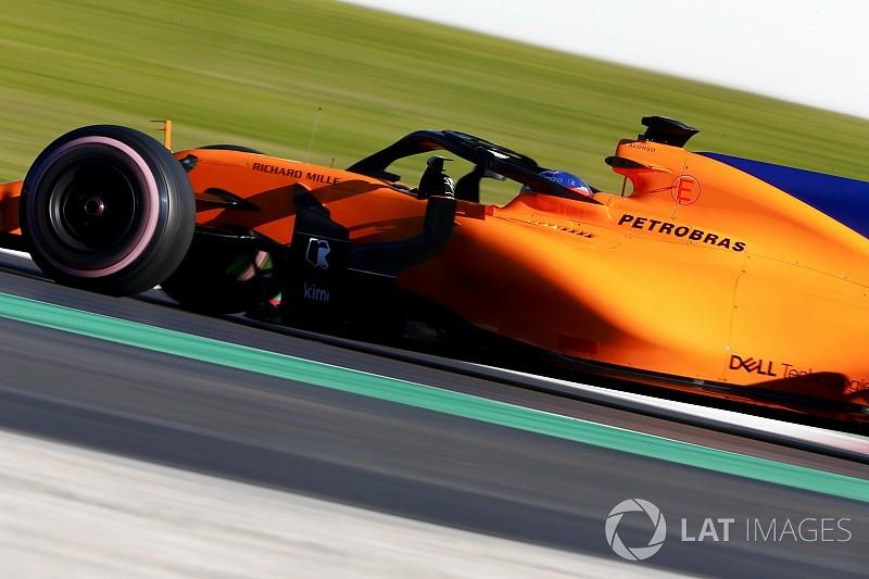 "McLaren defends ""ambitious"" car design amid problems"