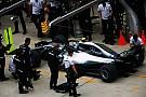 Çin GP'sinin en hızlı pit stopu Mercedes'ten geldi