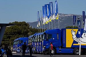 WEC Actualités La FIA inflige une lourde amende à Michelin