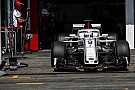 Formula 1 Sauber to halt 2018 car development