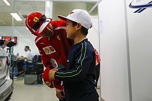 Stop/Go Livefeed Megható jelenet Räikkönennel a Kínai Nagydíjon