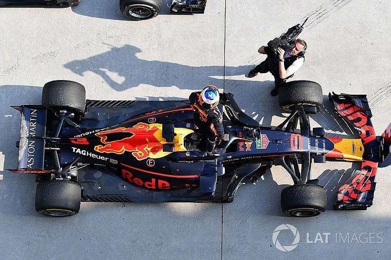 Análisis técnico: cómo el Red Bull RB14 se convirtió en un coche ganador