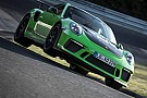 Auto Vidéo - Temps canon pour la Porsche 911 GT3 RS sur le Nürburgring