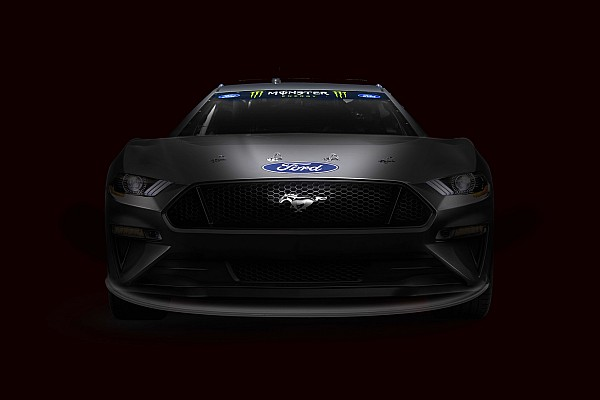 NASCAR Cup Breaking news Ford to bring new Mustang to 2019 Cup series
