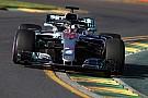 Formula 1 GP d'Australia: Hamilton conquista la settima pole, Ferrari staccata!
