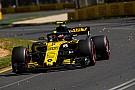 Renault pilotları, Haas'ın gerisinde kaldığı için hayal kırıklığı yaşıyor