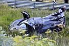 Koenigsegg One:1 raakt zwaar beschadigd bij test op Nordschleife