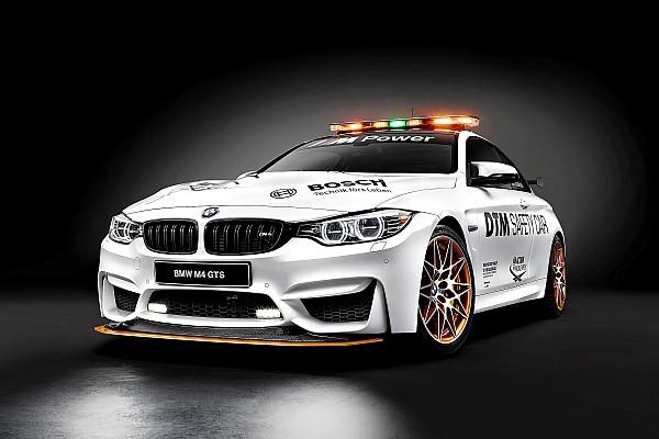 Галерея: новая машина безопасности для DTM от BMW