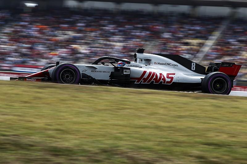 Grosjean, yarışı Renault sürücülerinin önünde bitirmeyi umuyor