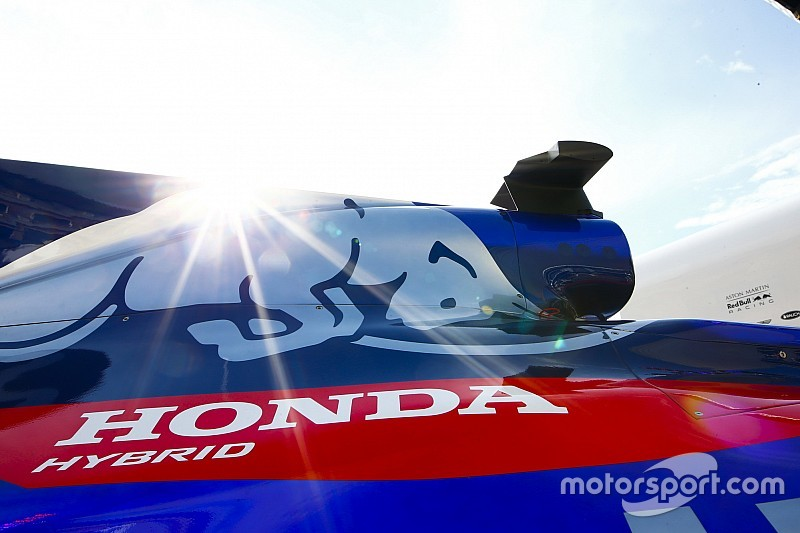 Red Bull/Toro Rosso to get