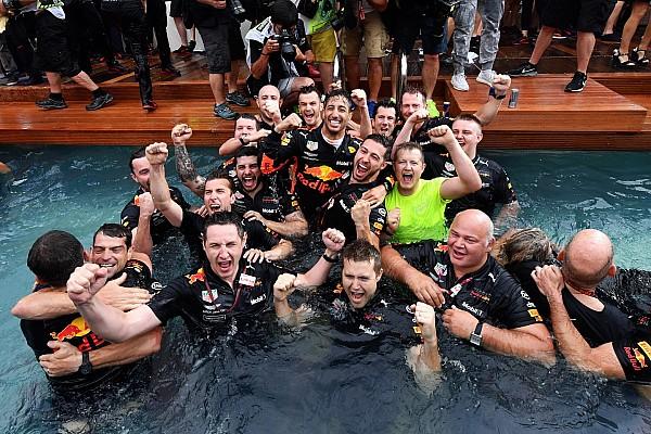 F1 突发新闻 红牛愿让里卡多跑到引擎停止工作