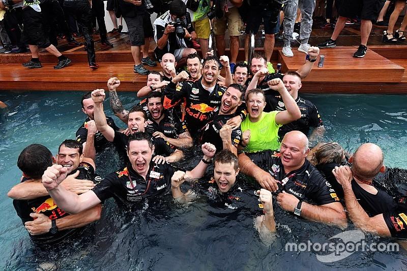 Red Bull 250 GPs: 10 momentos mais marcantes do time na F1