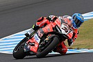 World Superbike Tes WorldSBK Australia: Melandri memimpin, Rea terjatuh