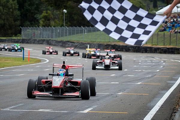 Formulewagens: overig Interview  Verschoor blikt terug op Toyota Racing Series: