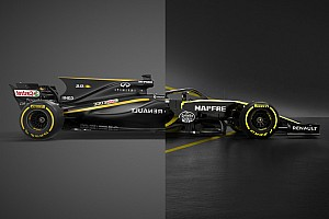 Vergleich: Renault R.S.17 vs. Renault R.S.18 für die Formel 1 2018