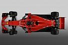 Formula 1 Ferrari: la livrea rosso fuoco infiamma la SF71H