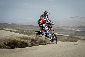 Dakar Actualités Honda :